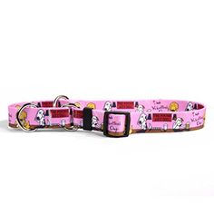 Yellow Dog Design I Hate Valentines Day Martingale Dog Collar 1 Wide And Fits Neck 18 To 26 Large >>> Want to know more, click on the image.