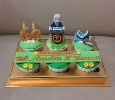 Cupcakes gifts set of 6