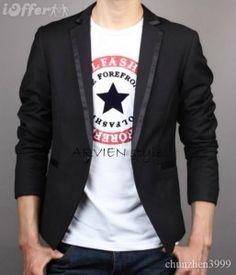 jual baju model jas korea terbaru keren dan slimfit di solo