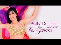 Belly Dance combinations for Beginners - drum solo