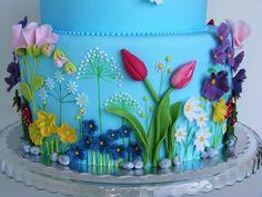 Bubolinkata: κέικ με κουνελάκια