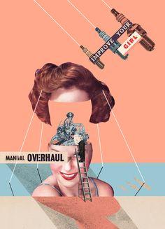 Manual Overhaul - Blair Frame Illustrator & Thought Collator
