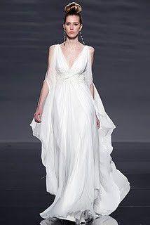 Ancient Greece Wedding Dress | ricardo.gr | I Do - Wedding Dresses ...
