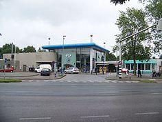 Station Assen. Opening 1 mei 1870