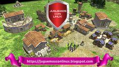 Juguemos con Linux: Guìa de 0 A.D. excelente juego de estrategia para Linux gratuito y open source: las Civilizaciones. Age Of Empires, Gnu Linux, Strategy Games, 21st Century, Greek, Political Freedom, Creativity