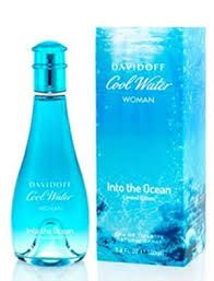 Davidoff - Cool Water Into the Ocean 100 ml EDT - kvinder