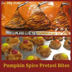 Jo, My Gosh!: 10-Minute Fall Snack