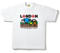 A Bathing Ape (London Olympics Collection)
