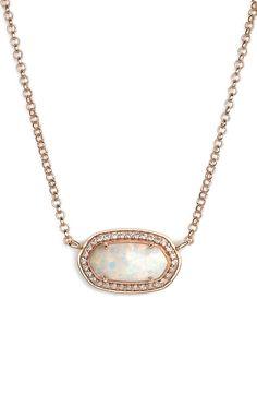 Kendra Scott 'Eloise' Pendant Necklace