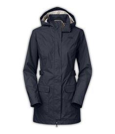 north face tomales bay rain jacket