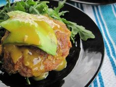 Honey Mustard Cuban Pork Burgers