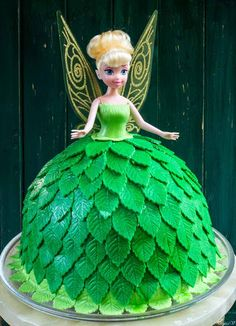 Tinkerbell doll cake | Hungry Shots