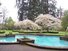Lakewold Gardens Lakewood Washington Wedding Venues 7