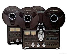 Technics RS-1506US - Manual - Stereo Reel to Reel Tape ...