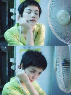 Short Hair Cuts, Short Hair Styles, Faye Wong, Chungking Express, Feminine Mystique, Cult Movies, Art Reference Poses, Love Movie, Music Tv