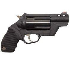 """Taurus """"The Judge.""""   Magnum .45 and .410 Shotgun. Fantastic Pistol."""