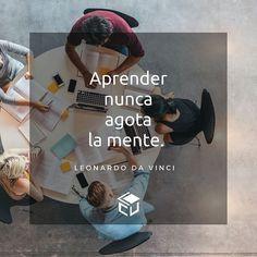 Aprender... #LaCuadraU #Frases #FrasesLCU