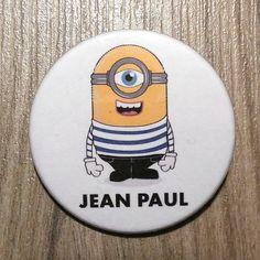 Chapa del diseñador Jean Paul Gaultier en por SuplementoDeModa