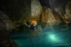 Deep Blue Caving