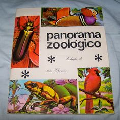 Colecionismos: Caderneta Panorama Zoológico