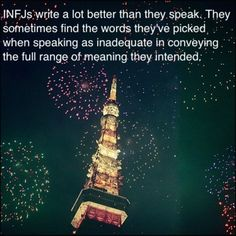 INFJ- Meyers Briggs blog, only one percent of the population has this personality type