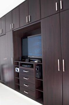 M Interior Design Refferal: 1775099387 Wall Wardrobe Design, Wardrobe Interior Design, Wardrobe Door Designs, Bedroom Closet Design, Bedroom Furniture Design, Bedroom Wardrobe, Closet Designs, Home Decor Bedroom, Living Room Tv Unit Designs