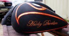 Harley Davidson Paint Colors | Harley Davidson Tank