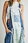Skylar Skirtall | Free People Haute Hippie, Jeans Style, Overall Shorts, Vintage Inspired, Overalls, Free People, Silhouette, Skirts, Pattern