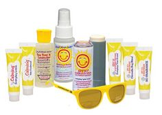 California Baby Basics Tote Suncare Starter Kit *** You can get more details by clicking on the image.