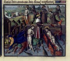 mir_888 - Martyrdoms-Мученичества.Миниатюры.15 век.Часть 2.