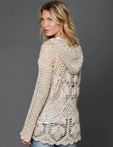 ATMOSPHERE Tunic Crochet Pattern – Crochet Tutorial in English