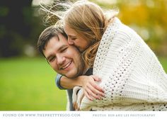 Cosy & romantic engagement shoot | Photos: Ben & Les photography