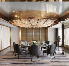 50+ Luxurious Dining Room Ideas_51