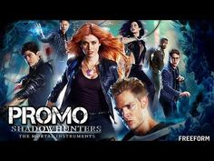 Shadowhunters - Season 3 - Promos, First Look Photos, Casting News, Opening Titles + Poster