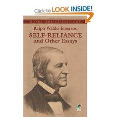Self Reliance   Ralph Waldo Emerson
