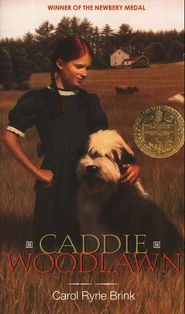 Caddie Woodlawn, Softcover   -               By: Carol Ryrie Brink