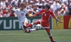 Michelle Akers