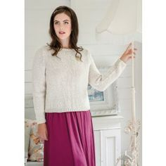 Sweater in Deramores Vintage Chunky (2006) €3.19
