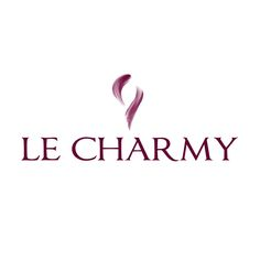 Le Charmy logo brand, from: https://www.facebook.com/lecharmy/photos/a.521493614672170.1073741825.521491648005700/521493621338836/?type=3&theater