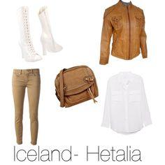 Casual Cosplay- Iceland- Hetalia