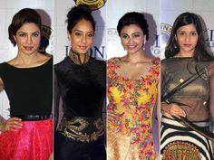 A Golden Night For Priyanka, Lisa, Daisy, Mannara http://movies.ndtv.com/photos/a-golden-night-for-priyanka-lisa-daisy-mannara-19082
