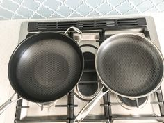 HexClad Fry Pan Review & Giveaway ~ http://steamykitchen.com