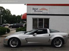 2006 #CHEVROLET #CORVETTE #forsale in #Raleigh #NC at #RaleighPreOwned #usedcar #dealership