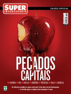 Superinteressante — Pecados Capitais (2012) by Rodolfo França, via Behance