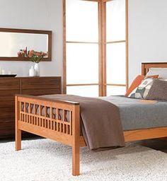 Modern American Bedroom Furniture Set