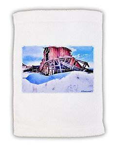 TooLoud Victor Mines Colorado Watercolor Micro Terry Sport Towel 11x18 -- You can find out more details at the link of the image.