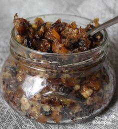 Лимон с медом и сухофруктами - пошаговый кулинарный рецепт на Повар.ру