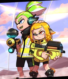 Agent 3 and agent 4