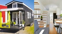Peek Inside a 310-Square-Foot Tiny Home That Can Sleep 8 People