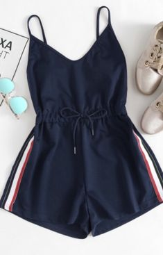 Lindo 😻   ❤♥ Girls Fashion Clothes, Teen Fashion Outfits, Cute Fashion, Outfits For Teens, Girl Fashion, Cute Comfy Outfits, Cute Summer Outfits, Pretty Outfits, Stylish Outfits